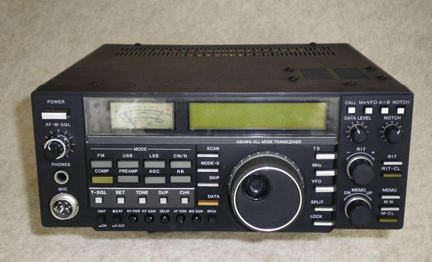 広域帯受信機